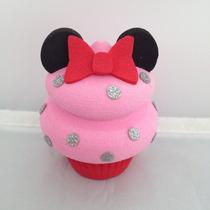 Bolinha Topper P/ Antena De Carro - Minnie Cupcake