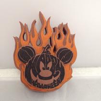Bolinha Topper P/ Antena De Carro - Mickey Halloween