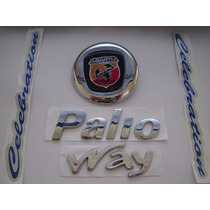 Kit Mala + Palio + Way + 2x Celebration 04/... - Bre