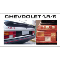 Kit Adesivos Chevrolet Monza 1.8/s !!! Decalx