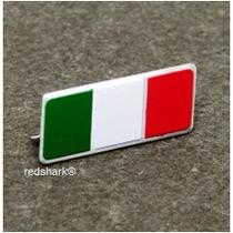 Emblema Italia Coluna Painel - Fiat Ferrari Maserati !!!