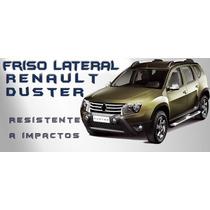 Friso Lateral Duster 12/14 Preto/ Cinza