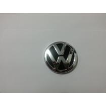 Emblema Vw Volkswagen Painel Dianteiro Kombi Antiga