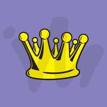Adesivo Coroa King Suspensão Rebaixado Jdm Euro Fixa Ar