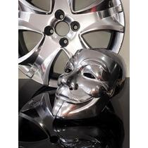Kit Tinta Cromo - 450ml Roda Cromada Carro - Moto - Caminhão