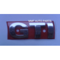 Emblema Gti Gol Geração 3 - Vw - Mmf Auto Parts