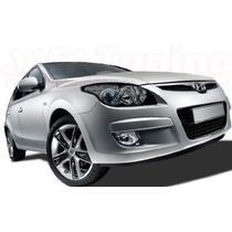 Kit Aplique Farol Mascara Negra Vinil Hyundai I30