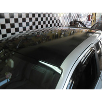 Adesivo Envelopamento Teto Black Piano Fiat Uno Evo 2011/