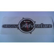 Adesivo Original Adventure - Grande - Mmf Auto Parts