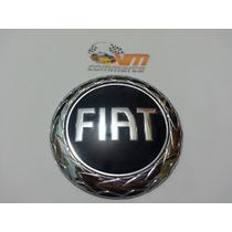 Emblema Fiat Grade Stilo- Doblo E Idea De 04 Em Diante