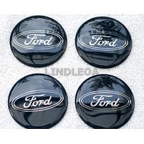 56mm Emblemas Rodas Az Ford Escort Fusion Focus Fiesta Ka