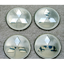 Emblemas Centro Rodas S Mitsubishi Eclipse Lancer Galant