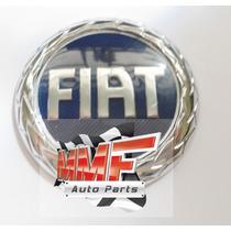 Emblema Capo Curvo Com Parafuso Pailo Young - Mmf Auto Parts