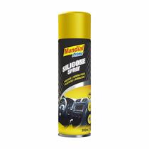 Silicone Spray Mundial Prime 300ml P/ Carro, Moveis, Esteira