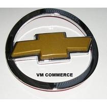 Emblema Gravata Dourada Mala Corsa Sedan Acima De 02/....