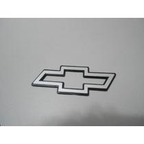 Emblema Gravata Capô Comodoro + Chevrolet + 4.1/s Mmf Auto P
