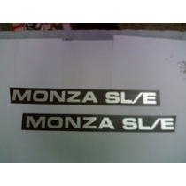 Aplique Friso Da Porta Monza Sl/e (até 87) - Mmf Auto Parts.