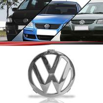 Emblema Grade Volkswagen Gol Parati Saveiro Polo G4 Original