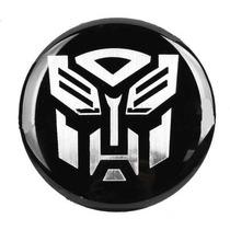 Adesivo Tuning Transformers Autobot Emblema Para Rodas