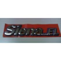 Emblema Siena El - Com Nota Fiscal - Mmf Auto Parts