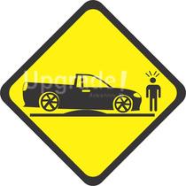 Adesivo Carro Rebaixado Saveiro Enroscado Quebra Mola Fixa