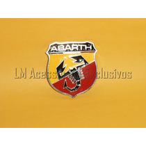 Logotipo Abarth Simbolo Fiat 500 Punto Palio Uno Siena Stilo