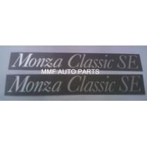 Monza Classic Se (88/89-plaqueta De Friso) - Mmf Auto Parts