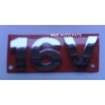 Emblema 16v Gol Geração Iii - Vw - Mmf Auto Parts