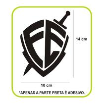 Adesivo Escudo Da Fé (evangélico)