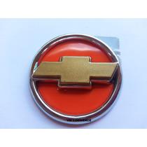 Emblema Gravata Dourada Mala Corsa Hatch 97/01