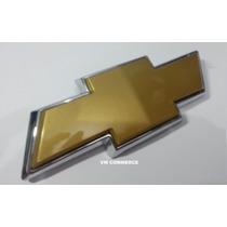 Emblema Gravata Dourada Mala S-10 E Blazer A Partir De 2009