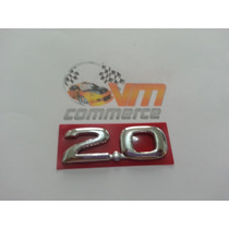 Emblema 2.0 Astra Corsa Meriva Vectra Zafira 2002 Em Diante