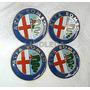 56mm Emblemas Centro Rodas Alfa Romeo 156 164 155 Spider 166