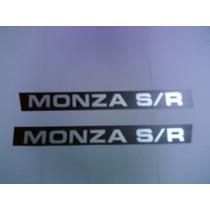 Aplique Friso Da Porta Lateral Monza Sr Mmf Auto Parts