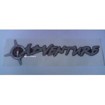 Adesivo Adventure - Grande - Mmf Auto Parts.