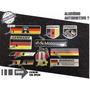 Emblema Mercedes Benz Alemanha Classe C E S Slk 180 200 250