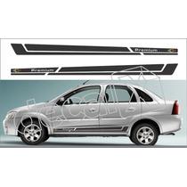 Kit Adesivos Corsa Sedan Premium - Imprimax - Decalx
