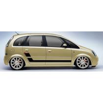 Kit Adesivos Chevrolet Meriva Sport - Imprimax - Decalx