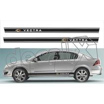 Kit Adesivos Chevrolet Vectra Imp155 - Imprimax - Decalx