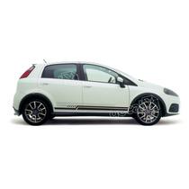Kit Faixas Adesivos Fiat Punto Imp127 - Imprimax - Decalx