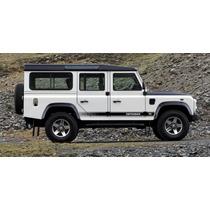 Kit Faixas Adesivos Land Rover Defender - Imprimax - Decalx