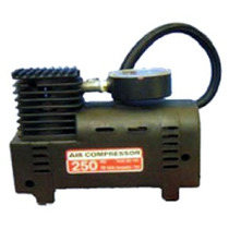 _mini Compressor De Ar Portatil 12v 250 Psi Preto P/ Astra