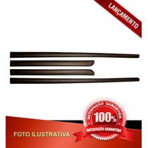 _jogo Kit Friso Lateral Fox 03/... 4p Preto 6 Peças + Mp Nf
