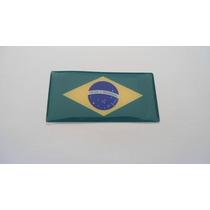 Bandeiras Resinadas 1 Brasil + 1 Minas Gerais - Nbz