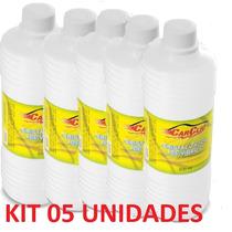 Kit Com 05 Removedor Chuva Ácida, Cristalizador Vidros