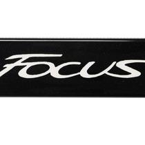 Jogo Friso Lateral Novo Focus Hatch 2014 2015 Preto Gales