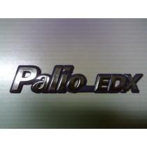 Emblema Palio Edx + 1.0 Mpi Linha 97 - Mmf Auto Parts