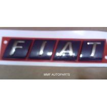 Emblema Fiat + Palio + Fire - Para Palio Mmf Auto Parts