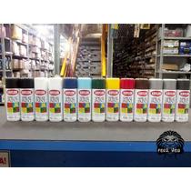 Tinta Spray Preto Fosco 350ml Krylon Uso Geral Automotivo