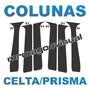Colunas Fibra De Carbono Celta Prisma G1 4p +fretgrátis
